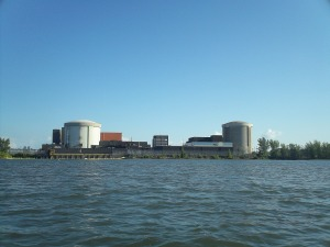 Gentilly-2 Nuclear Power Plant
