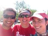 Paul Bzonek (@BzonekPaul); Monica Granados (@Monsauce); Me (@Rowshyra)